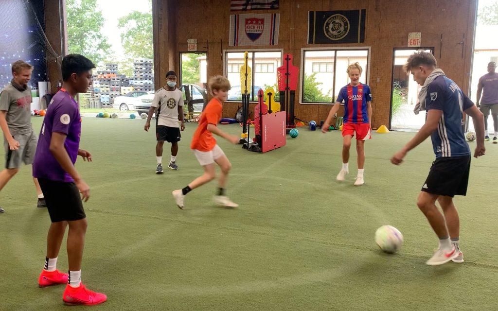 Skillability Soccer Training