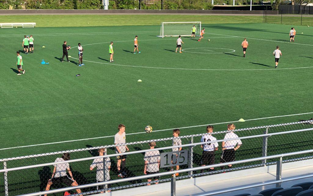 Skillability Soccer Tryouts